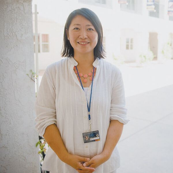 Jean Kim, Founder and Head of School