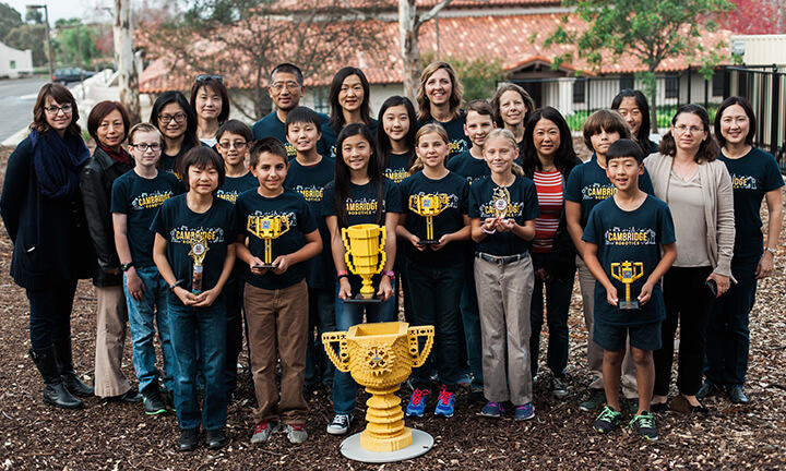 FLL Southern California Champions